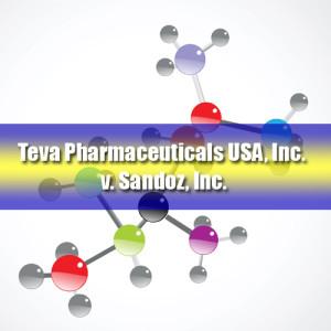 Verkooppromotie kijk uit voor beste website Teva Pharmaceuticals USA, Inc. v. Sandoz, Inc.