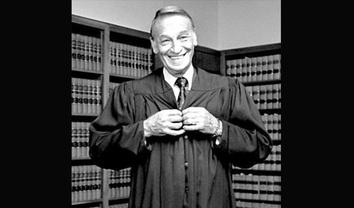 Judge Harry Claiborne Impeached for Tax Evasion