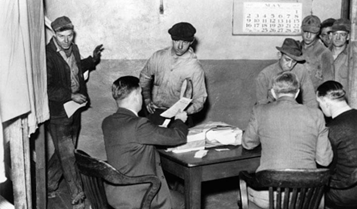 SCOTUS Upholds Wagner Act in NLRB v Jones & Laughlin Steel Corp (1937)