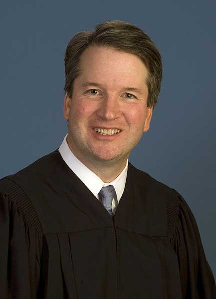 Associate Justice Brett M Kavanaugh
