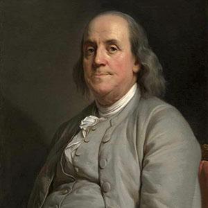 Richard Saunders (Benjamin Franklin) - Great American Biographies